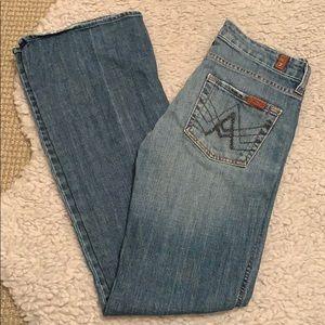 7 for All Mankind - Embellished Pocket Denim 👖